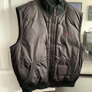 Polo Ralph Lauren Men's Black vest -Brand New